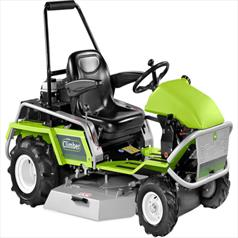 Hydrostatic Ride-on Brush Cutter / Banks Mower