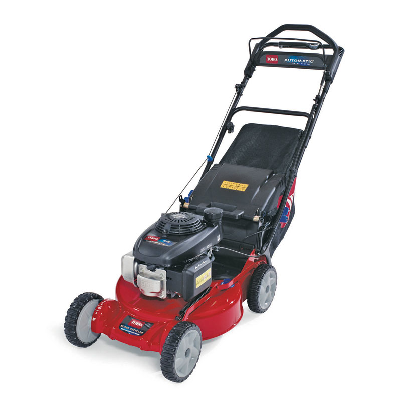 "TORO Super Recycler®  19"" (48cm)  OHC Engine"