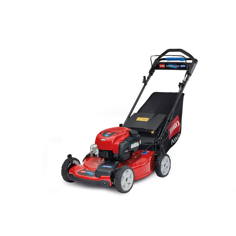 "TORO Steel Deck Recycler®22"" (56cm) All-Wheel Drive"