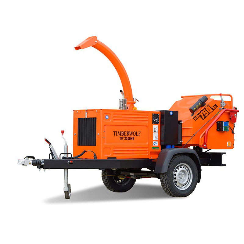 Timberwolf TW230DHB Chipper