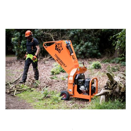 Timberwolf TW 13/75G Chipper