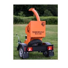 Timberwolf TW 18/100G E/S Chipper