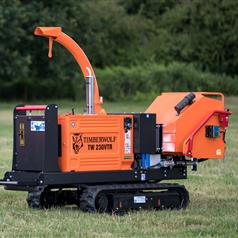 Timberwolf 230VTR Tracked Chipper