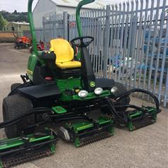 Used John  Deere 8700 Fairway Mower