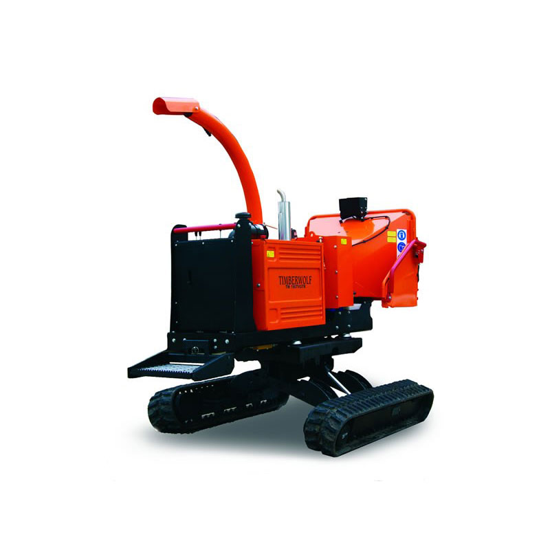 Tracked Hydraulic Chippers